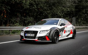 Picture Audi, on the road, RS7, 2016, S7, M&D Exclusive Cardesign, A7, A7 Sportback, S7 Sportback, …