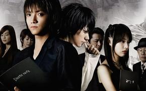 Picture actors, Death Note, Dead Note