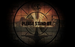 Picture Fallout, Bethesda Softworks, Bethesda, Bethesda Game Studios, STBY, Please Stand By
