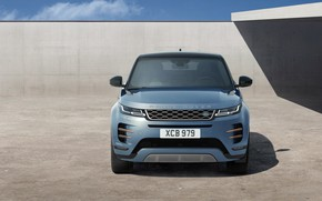 Picture Range Rover, front view, Evoque, First Edition, 2019, R-Dynamic