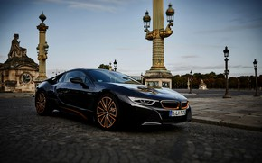 Picture BMW, area, i8, 2019, i8 Coupe, Ultimate Sophisto Edition
