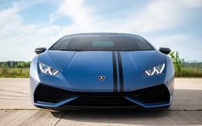 Picture Lamborghini, front, view, Edition, Huracan, Avio