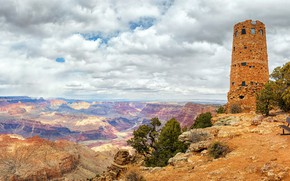 Picture United States, Arizona, Grand Canyon, Coconino, Desert View