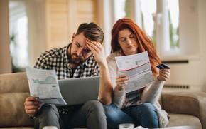 Picture marriage, debts, finances