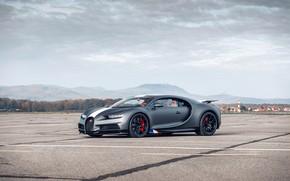 Picture Bugatti, The, Chiron, Legendes, du Ciel