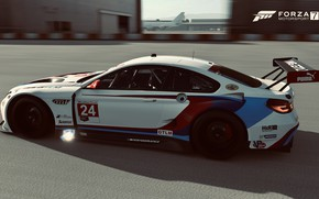 Picture HDR, BMW, Power, Game, Team, M Power, FM7, GTLM, UHD, Forza Motorsport 7, 4K, M6, …