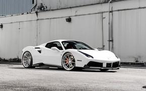 Picture Ferrari, Ferrari, GTB, Supercar, Sports car, Sportscar, 488, Ferrari 488 GTB
