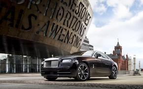Picture Royce, Rolls, Wraith, Rolls Royce Wraith
