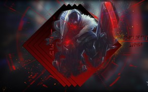 Picture the game, game, League of Legends, Jhin