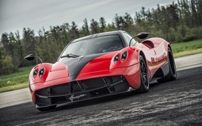 Picture Pagani, Supercar, To huayr