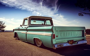 Picture Chevrolet, Tuning, Lowrider, Modified