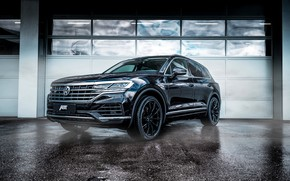 Picture wall, Volkswagen, Touareg, SUV, ABBOT, 2019