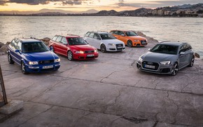 Picture Audi, universal, RS4, Before, RS2