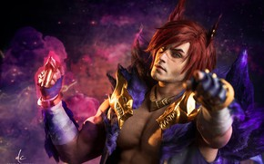 Picture guy, cosplay, League of Legends, League Of Legends