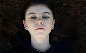 Picture freckles, sponge, CRYMEAN, Olga Sindeeva