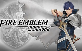 Picture look, the game, sword, warrior, guy, Fire Emblem