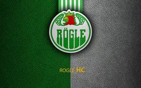 Picture wallpaper, sport, logo, hockey, Rogle BK