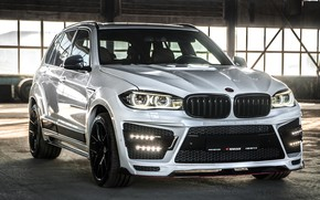 Picture BMW, Light, White, F15, LED, Renegade