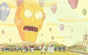 Picture Smith, Cartoon, Faith, Sanchez, Rick, Rick and Morty, Rick and Morty, Morty, Rick Sanchez, Morty …