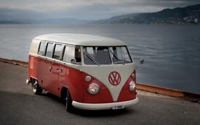 Picture Volkswagen, Vehicle, Bus