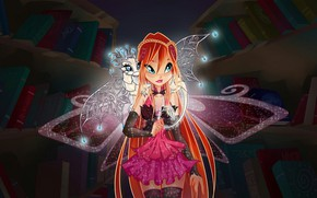 Picture girl, Winx, Bloom, WinX Club