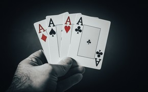 Picture card, the game, House of Cards