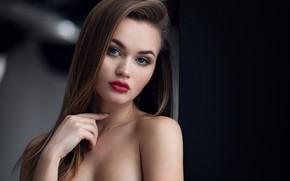 Picture pose, Girl, Hope, Anna Shuvalova