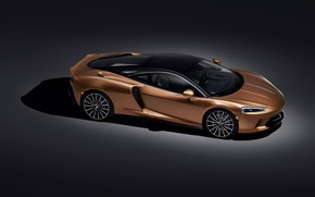Picture McLaren, supercar, 2019, McLaren GT