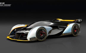 Picture Gran Turismo, hypercar, McLaren Ultimate Vision Gran Turismo