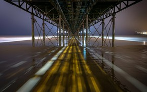 Picture England, United Kingdom, Weston's Grand Pier, North Somerset