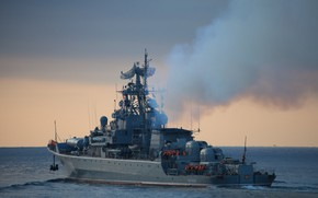 Picture ship, guard, project 1135m, Inquisitive