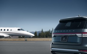 Picture Lincoln, Business Jet, business jet, Aviator, 2020