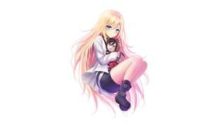 Picture girl, toy, Angel bloodshed, Satsuriku no Tenshi