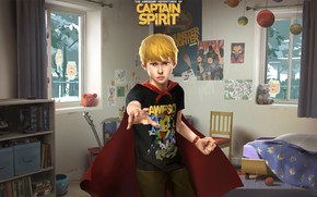 Picture life is strange universe, the awesome adventures of captain spirit, life is strange 2, captain …