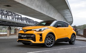 Picture Toyota, Hybrid, AU-spec, C-HR, 2020, GR Sport, CUV