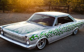 Picture Ford, Coupe, Custom, Vehicle