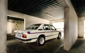 Picture BMW, sedan, ass, 1976, four-door, 5-series, E12, 530 MLE