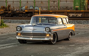 Picture Car, Chevy, Nomad
