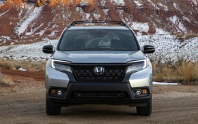Picture Honda, front view, 2019, Passport