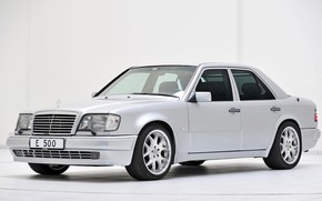 Picture Mercedes - Benz, E500, W124, Limied