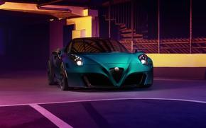 Picture Alfa Romeo, Zeus, Alfa Romeo 4C, Pogea Racing, 2019