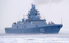 Picture frigate, patrol, Admiral Kasatonov