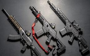 Wallpaper weapons, Machine, Gun, weapon, custom, Custom, Assault rifle, Assault Rifle, Galil, Galil