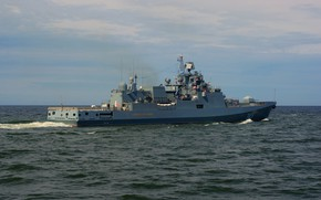 Picture frigate, Admiral Grigorovich, the project 11356