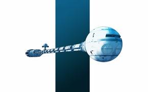 Picture Ship, Spaceship, Discovery, Fiction, Fiction, Transport, GrahamTG, Spaceship, Transport, by Graham Gazzard, Graham Gazzard, Space …