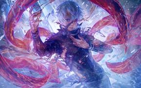 Picture Anime, art, Ken Kanek, The kanek