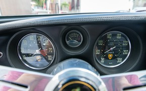 Picture Speedometer, Devices, Lamborghini 400GT