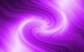 Picture pattern, the color purple, curl