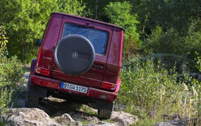 Picture Mercedes-Benz, SUV, G500, G-Class, feed, 2015, G 500, V8 Biturbo