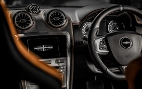 Picture coupe, devices, the wheel, 2018, Jaguar XKR, V8, Speedback, two-door, David Brown Automotive, Silverstone Edition